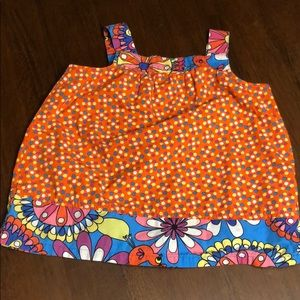 Hanna Andersson girls top size 110